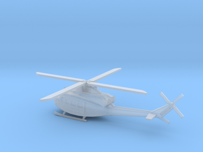 1/300 Scale UH-1Y Model in Smooth Fine Detail Plastic