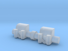 Winch 2 Pack 1-50 Scale in Smooth Fine Detail Plastic