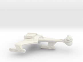 3125 Scale Romulan K9R Dreadnought WEM in White Natural Versatile Plastic