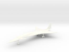 SSBJ Machingjay(1/200 detailed version) in White Processed Versatile Plastic: 1:200