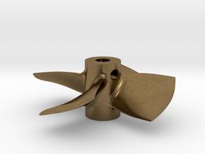"1.25"" - BKSP RH in Natural Bronze"