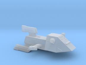 3125 Scale Kzinti War Destroyer (DW) SRZ in Smooth Fine Detail Plastic