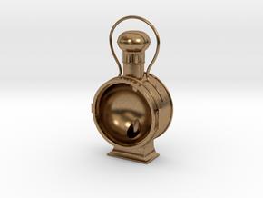 SBB Petroleumlaterne 1zu22,5 in Natural Brass