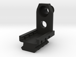 CZ 75 P-07 Duty Muzzle Adapter in Black Premium Versatile Plastic