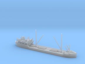 1/500th scale soviet cargo ship Pioneer in Smooth Fine Detail Plastic