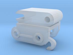 Snelkoppeling 6 mm  in Smooth Fine Detail Plastic