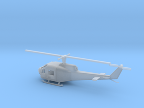 1/160 Scale  UH-1B in Smooth Fine Detail Plastic