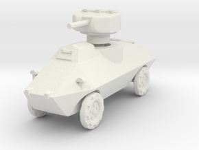 Schildkrotte  1:87 in White Natural Versatile Plastic