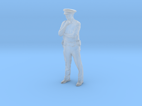Printle V Homme 1637 - 1/87 - wob in Smooth Fine Detail Plastic
