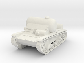 TR-26C  1:87 in White Natural Versatile Plastic