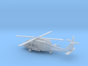 1/285 Scale SeaHawk SH-60C in Smooth Fine Detail Plastic