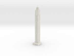 Elite Residences (1:1800) in White Natural Versatile Plastic