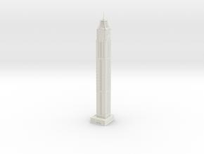 Elite Residences (1:1800) in White Natural Versatile Plastic