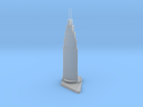 Address Boulevard (1:1800) in Smooth Fine Detail Plastic