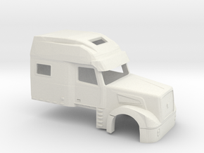 1/32 Volvo VT 880 Cab in White Strong & Flexible