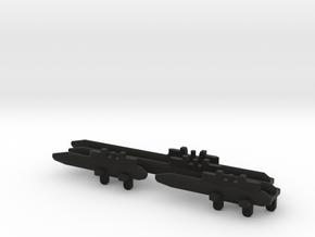 AMM 101 Pylons in Black Premium Versatile Plastic