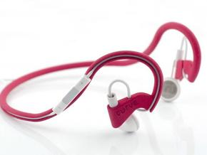 Headbuddy in Red Strong & Flexible Polished