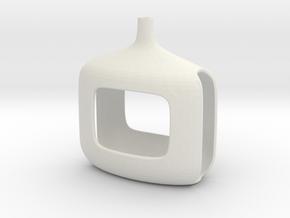 inverter 2 in White Natural Versatile Plastic: 28mm