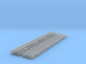 Rebar Loads - Zscale in Smooth Fine Detail Plastic