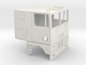 1-32 Dodge L 1000  Cab in White Strong & Flexible