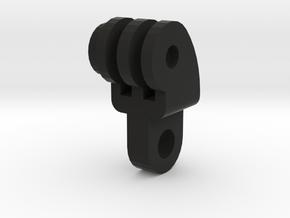 Knog pwr mount for Brompton. test ver  in Black Natural Versatile Plastic