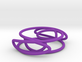 Prime Link 6^2_3 in Purple Processed Versatile Plastic