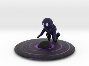 Enigma Black Hole Model in Full Color Sandstone: Medium