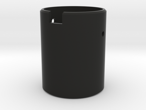 Bolsey flashes sleeve in Black Premium Versatile Plastic