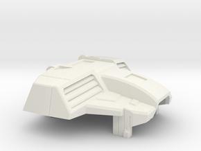Kfir Heavy Interceptor Chestplate for PoTP Starscr in White Premium Versatile Plastic