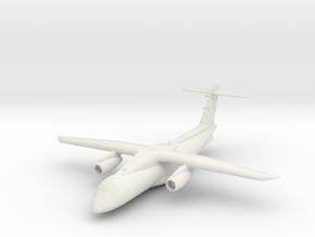 Fairchild Dornier 328JET in White Natural Versatile Plastic