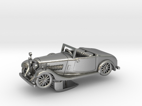 Bentley 1930 4,5L 1:48 in Natural Silver