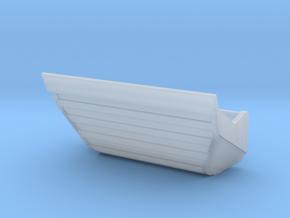 Brede bak Beco voor DKS in Smooth Fine Detail Plastic