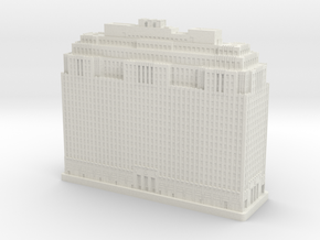 One Penn Center (1:1250) in White Natural Versatile Plastic