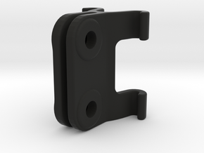 Frame Number Holder - Aero Seatpost in Black Natural Versatile Plastic