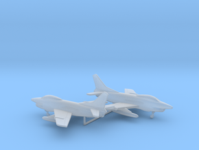 Fiat G.91R/3 in Smooth Fine Detail Plastic: 6mm