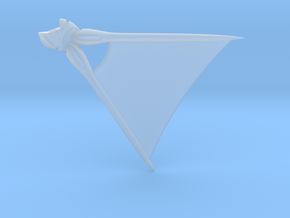 Reaver Sail Blank in Smooth Fine Detail Plastic