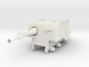SU40k  in White Natural Versatile Plastic