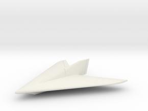 (1:144) Horten Ho XIII B in White Natural Versatile Plastic