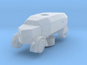 Lancia3ro blindata 1:285 in Smooth Fine Detail Plastic