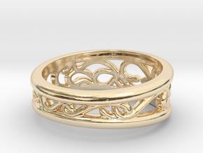 Dark Souls Sun Princess Ring in 14K Yellow Gold: 5 / 49
