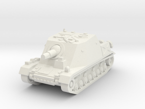 brummbar scale 1/87 in White Natural Versatile Plastic