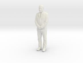 Printle F Evo Morales - 1/43 - wob in White Natural Versatile Plastic