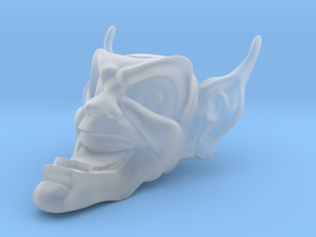 Goblin Mask-40mm Maximum Overdrive in Smooth Fine Detail Plastic