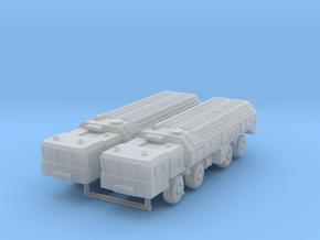 SS-26 Stone_closed in Smooth Fine Detail Plastic