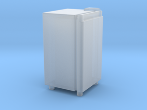 1/64 Mini fridge in Smooth Fine Detail Plastic