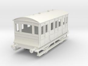 o-87-kesr-royal-saloon-coach-1 in White Natural Versatile Plastic