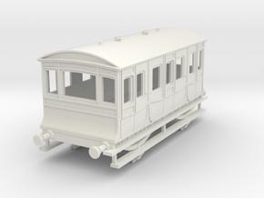 o-76-kesr-royal-saloon-coach-1 in White Natural Versatile Plastic