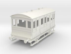 o-43-kesr-royal-saloon-coach-1 in White Natural Versatile Plastic