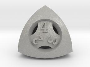 Overstuffed Die4 in Aluminum