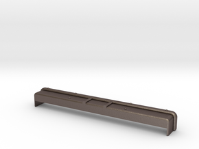 clod front bumper in Polished Bronzed Silver Steel